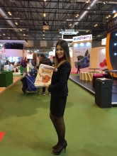 FRUIT ATTRACTION CON LA VOZ DE ALMERIA