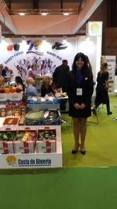 FRUIT ATTRACTION CON SAT COSTA DE ALMERIA